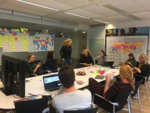 SparkOptimus workshop at SOS Kinderdorpen